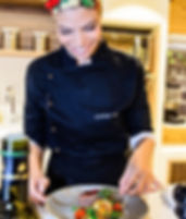 Chef Larissa Ayres