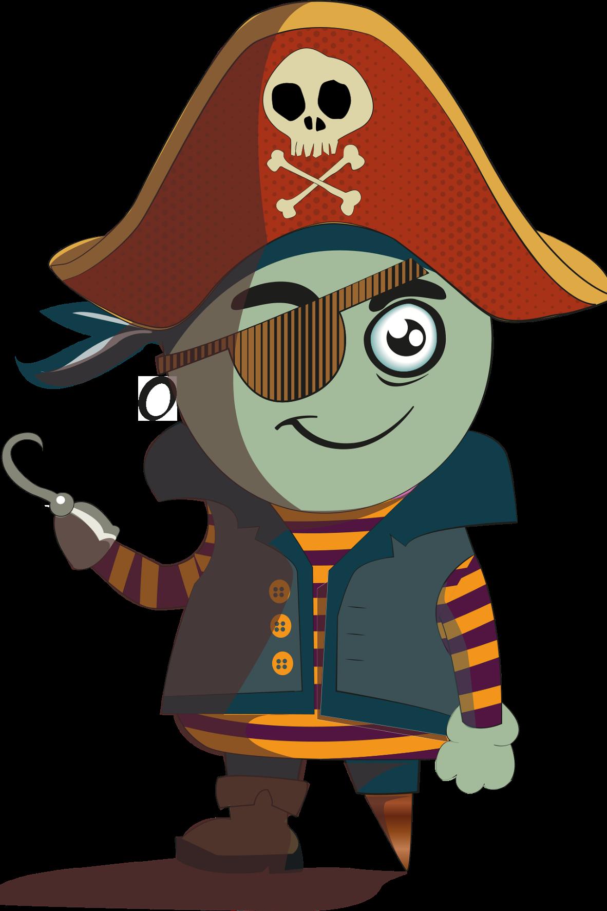 Draw -Pirates, Vikings & Mummies