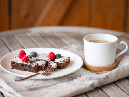 Schoko-Grillen Brownie