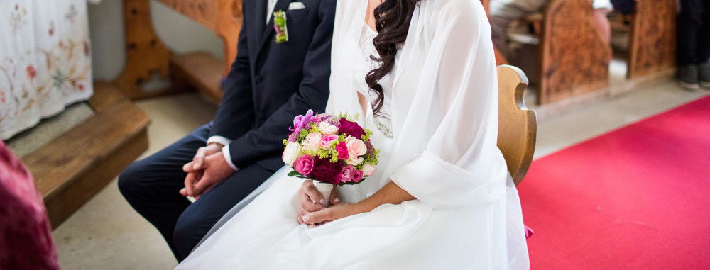 Hochzeitsfloristik | Kreativkiste |