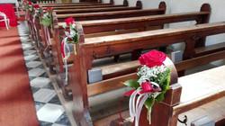 einfache Kirchendeko