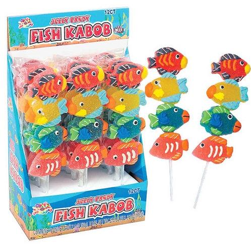 Alberts Jelly Fish kaboobs 2/12