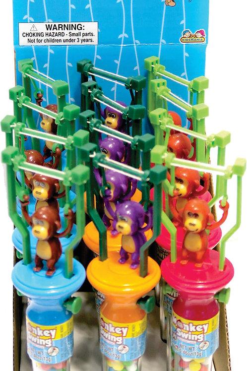 Kidsmania Monkey Swin 12/12ct