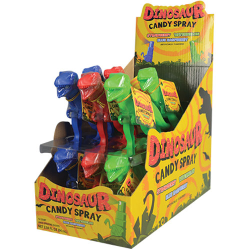 Koko Dinosaur Spray Candy 6/12