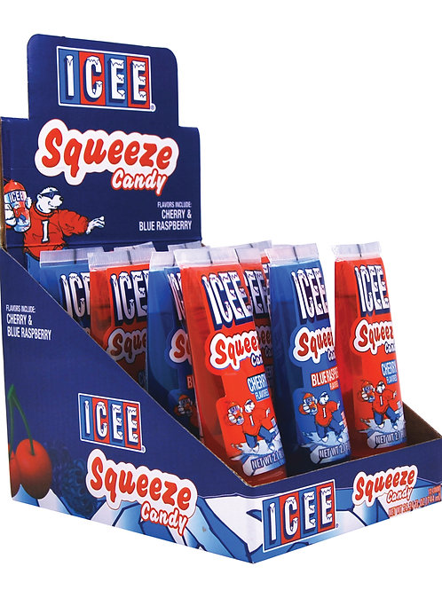 Koko Icee Squeeze Candy 6/12