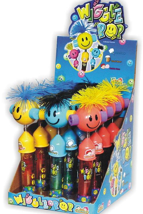 Kidsmania Wiggle Pop W/ Candy 12/12