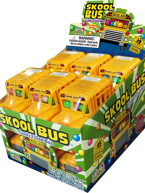 Kidsmania Skool Bus 12/12