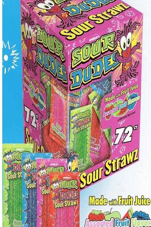 World Sour Dudes Asst. 9/72