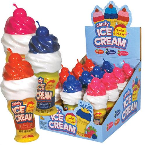 Koko Ice Cream Candy Twist-N-Lik 8/12