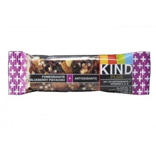 Kind Pomegranate Blueberry Pistachio + Antioxidants Bars 6/12ct 1.4oz