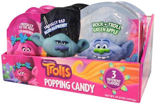 HilcoTrolls 3pk Popping Candy 2/24