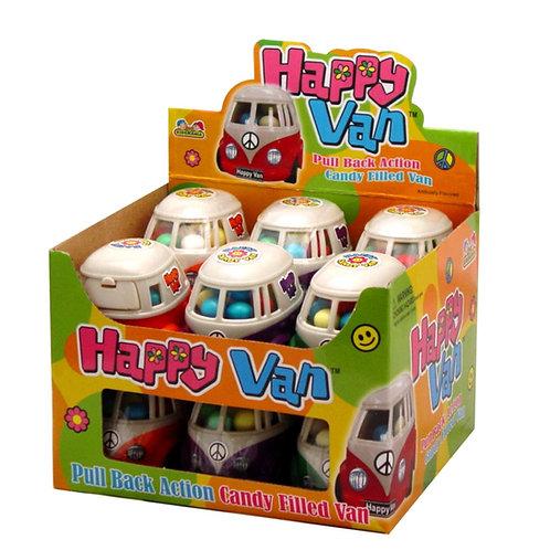 Kidsmania Happy Van 12/12