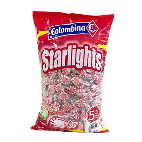 Colombina Starlight Mints 8/5lbs