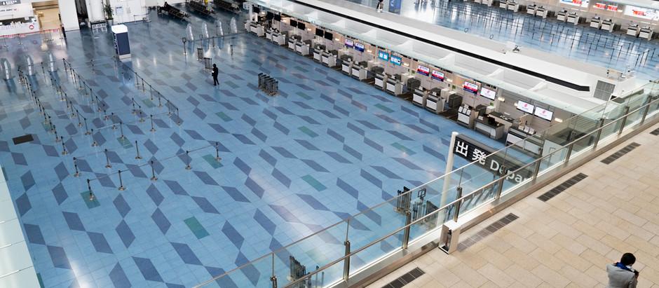 HND-Airport, Tokyo