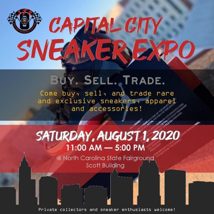 2020 Capital City Sneaker Expo