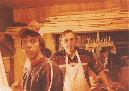 Rick Dietz and Erich Dietz