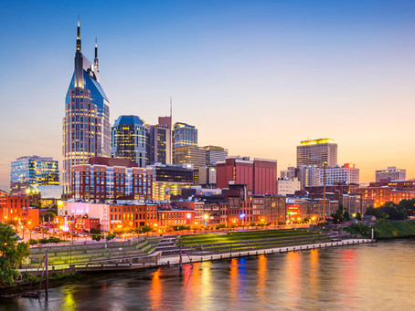 Nashville, Relocating and my Experience Moving to one of the Fastest Growing Cities in the US.