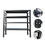 Thumbnail: 180Hx150Lx60D cm Shelving-T1518
