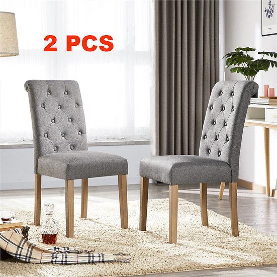 Fabric Dinning Chair-DC02
