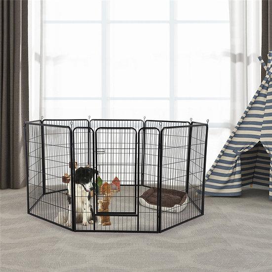 8PCS Dog Cage-PF08