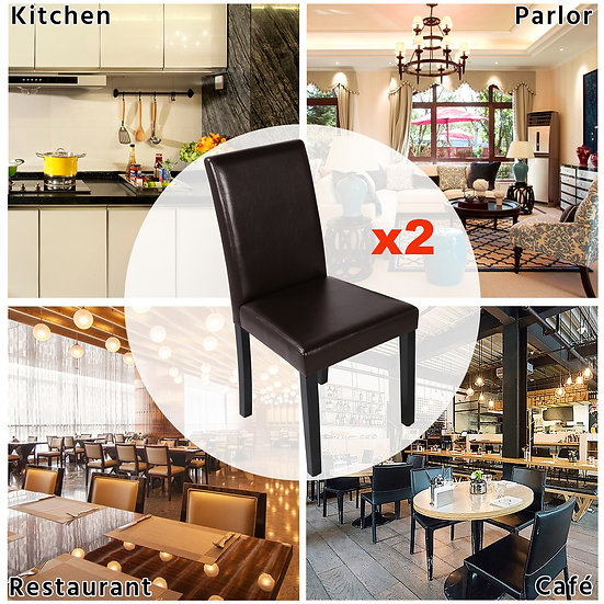 Leather Dinning Chair-DC01