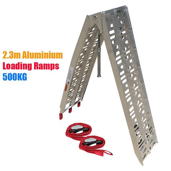 2.3M Fold Aluminum Ramp-Ramp23