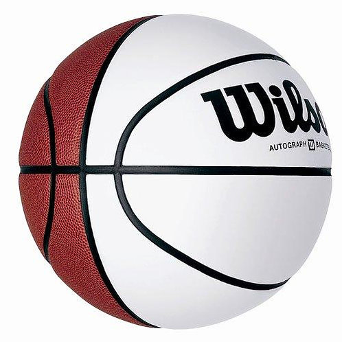 Wilson Autograph Basketball