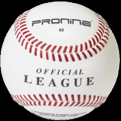 Pro 9 X5 Composite Baseballs
