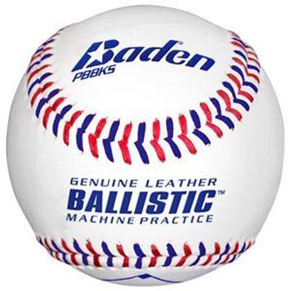 Baden Ballistic Machine Baseballs (Dozen)