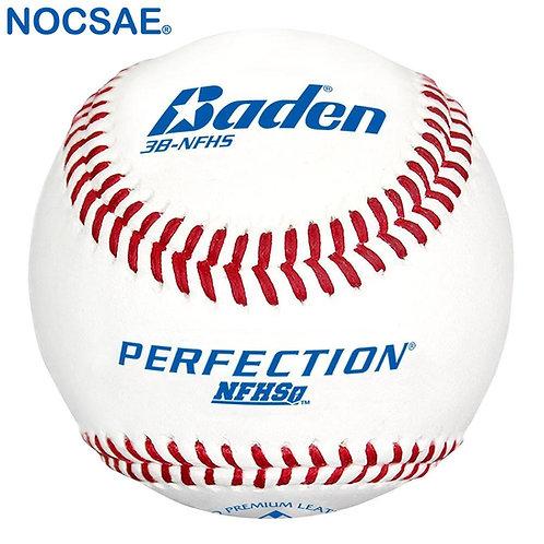 Baden 3B-NFHS Baseballs (Dozen)