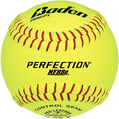"""Baden Perfection 2BSFPY 12"""" Softballs (Dozen)"""