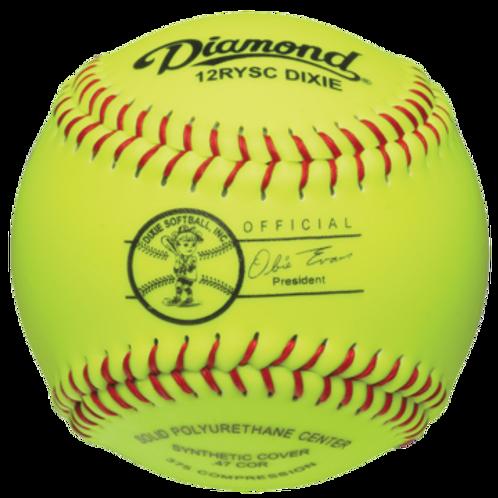 "Diamond 12"" Dixie Softball"