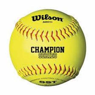 "Wilson WTA9011BSST 12"" Softball"