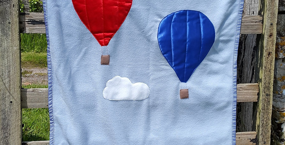 Balloon Blanket