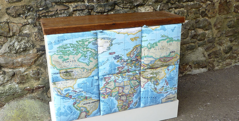 Map Cupboard