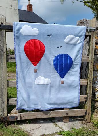 Balloon Blanket