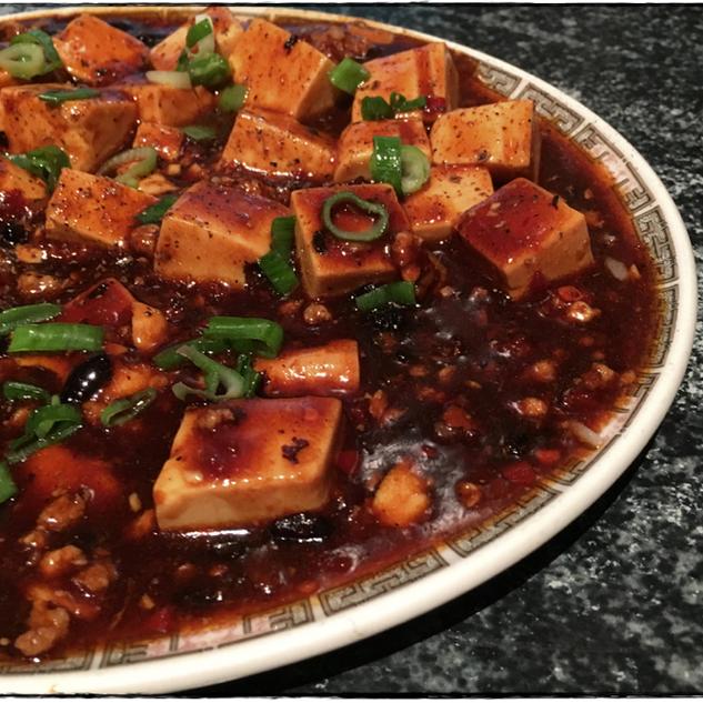 #60 麻婆豆腐 MA PO DOU FU