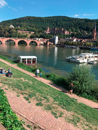 Altstadt Heidelberg - Alte Brücke