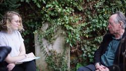 Ian McEwan at Bridport Film Festival