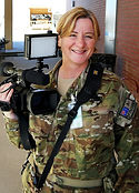 Janine Fabre Military Kandahar