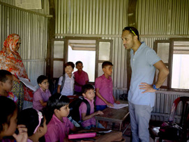English Martyr's Primary School donates to SPWT School