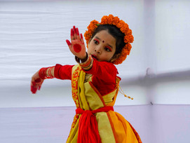 SPWT School cultural show for International Mother Language Day