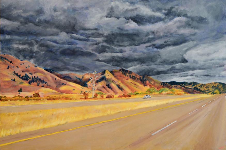 18 Long-highway 40x60cm.jpg