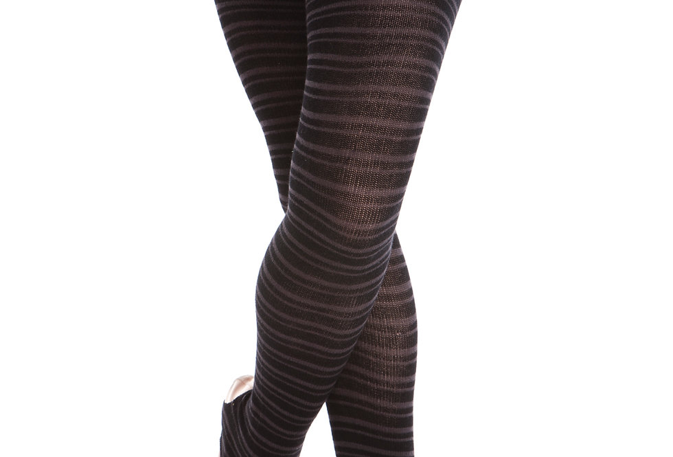 Stripe Long Leg Warmer