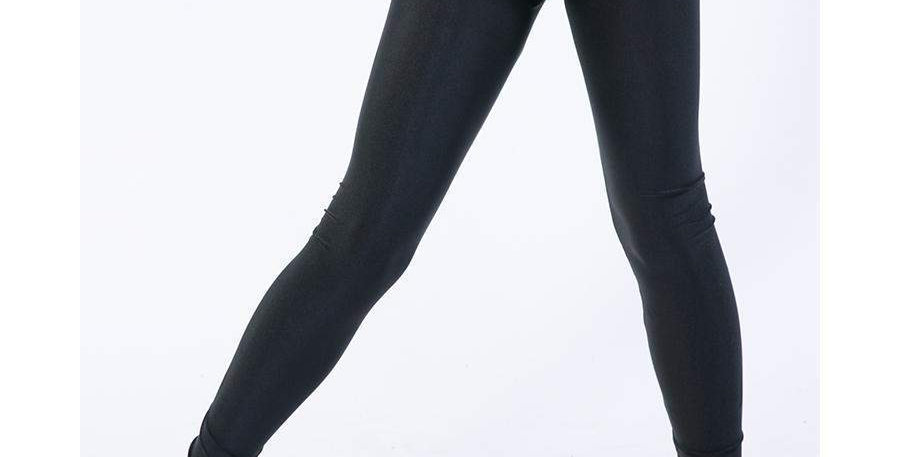 Zipped Active Tights