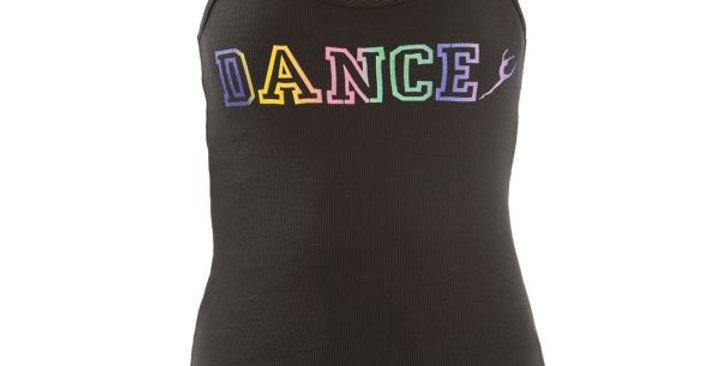 Dance T Back Singlet