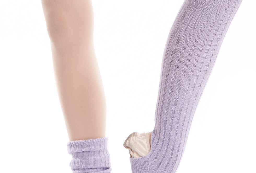 Ribbed Ankle Warmer