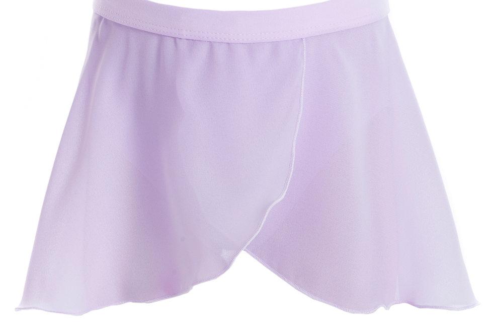 Mock Cross Over Skirt