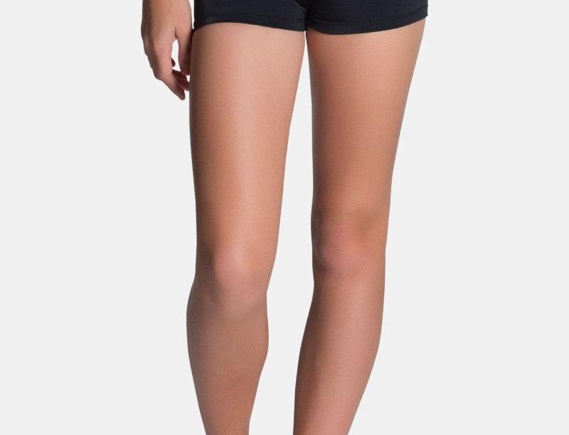 Black Lycra Short