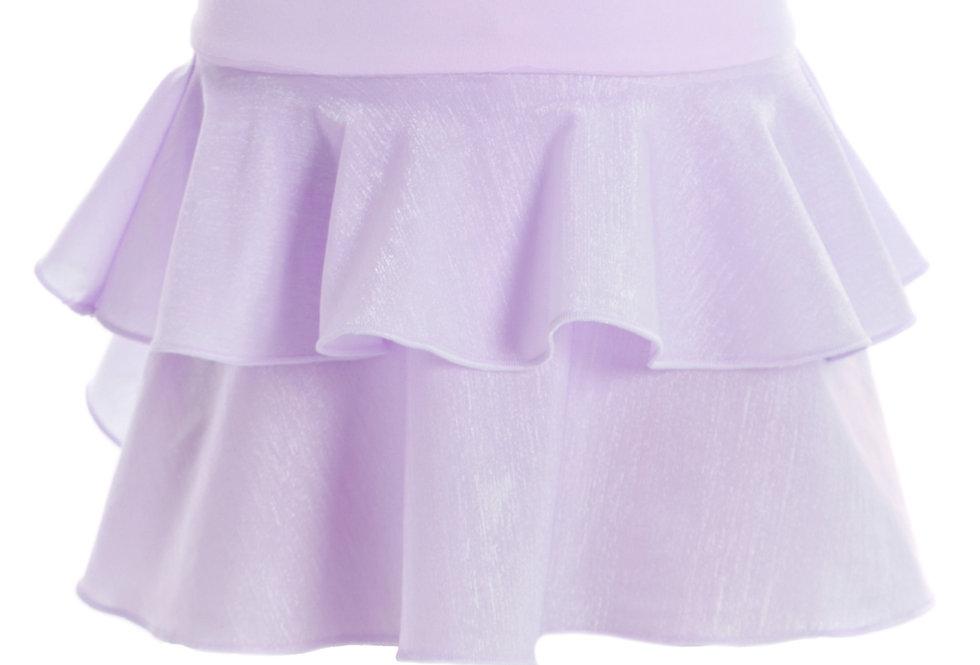 Crystal Frill Skirt